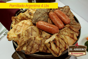 Parrillada Argentina 4 Lbs
