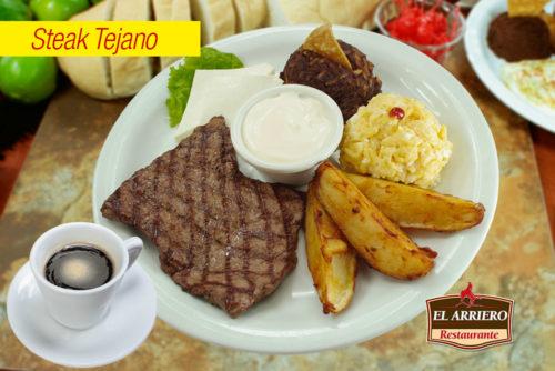 Steak Tejano - Desayunos a Domicilio El Salvador
