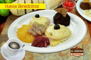 Huevos Benedictinos - Desayunos a Domicilio El Salvador