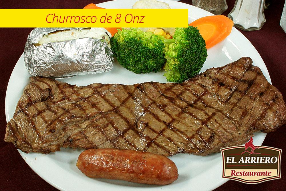 Churrasco 8 Onz