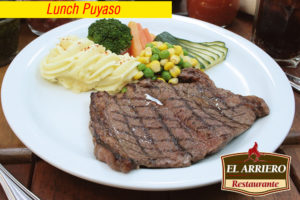 Lunch Puyazo